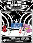 The 38th Annual New Music Concert by elderwyrm