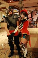 Borderlands couple by ghousel