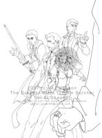 The Dresden Files -WIP- by PhoenixKnght86