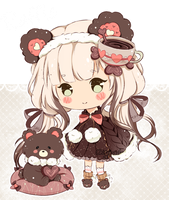 .:CLOSED:. Free Fluffbebe Adopt - Raffle by chisei-adopts