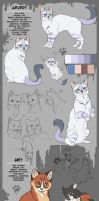 Cats__Character sheet_ by LewKat