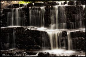Dean Pond Water Fall by article68