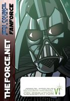 TFN CVI Badge 02 - Darth Vader by JoeHoganArt