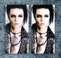 Action - Andy Biersack 11 by MisserBK