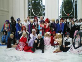 Katsucon 2012 Black Butler Photoshoot 1 by jewelup429