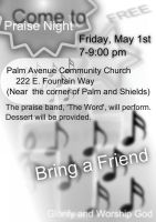 Flier, Band Event by Royce-Barber
