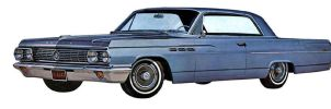 After the age of chrome and fins : 1963 Buick by Peterhoff3