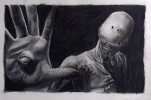 The Pale Man by truthkills