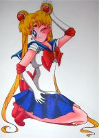 sailor moon contest by aloneintown