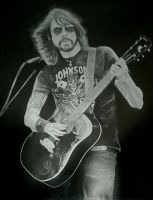 DAVE GROHL (FOO FIGHTERS) by BUMCHEEKS2