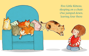 Five Little Kittens by springonion