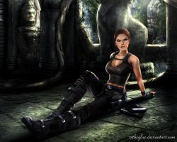 Tomb Raider Lara Croft 18 by typeATS