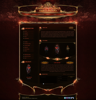 Princearmory Website by MrZielsko