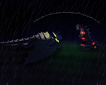 Shelter In the Rain by RitoSternbeck