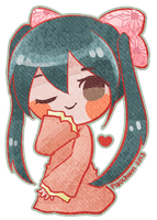 AT with ChiliChocolate12 by piyoa