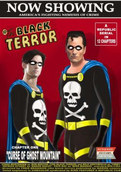 the black terror now showing by spaceplant