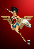 Wonderwoman_by_Captain_Gamma by CAPTAIN-GAMMA