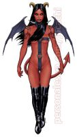 Devil Girl by jocachi