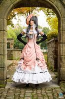 Shoot BlackButler | Lady Ciel 1 by kaihansen3004