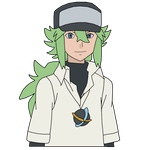 Pokemon Trainer N Vector by GT4tube
