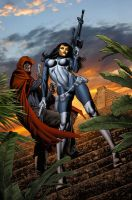 House of M cvr by GURU-eFX