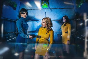 Star Trek photoshots by luiren