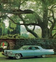 After the age of chrome and fins : 1963 Cadillac by Peterhoff3