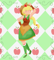 Apples by CosmicPonye
