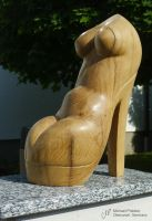 Devious association 2 high heel torso 2 by gecko-online
