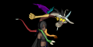 MMD Newcomer Discord + DL by Valforwing
