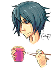 It's noodle time by XDeiDei-chan
