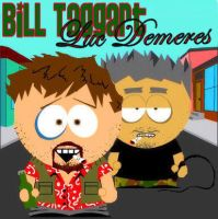 Bill Taggart And Luc Demiers by princesspoopiedoo