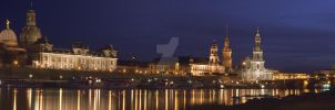 Dresden Panorama 2009 by coolke