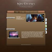 Nes Studio Webdesign by Nes-Production