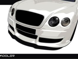 2008 Bently GT by koolerSama