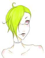 i'm not so pretty now by ekses
