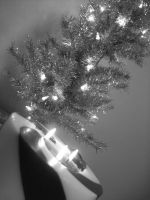 Miniature Christmas Tree. by KristineAdelia