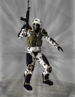 Tribes Ascend Gonafinder. by Voidspawnie