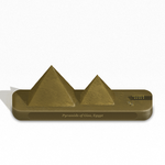 Pyramids of Giza Souvenir Icon by macintex