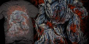 Wolf Attack for sale by GTHC85