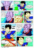 DBZ: Don't Fear The Reaper - Page 2 by agra19