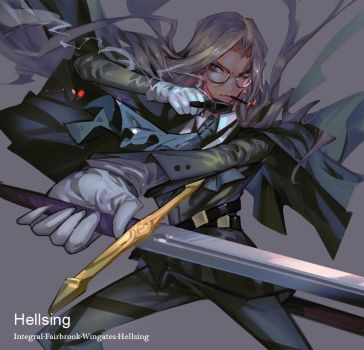 HELLSING :INTEGRAL by JMXD