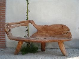 cool bench by two-ladies-stocks