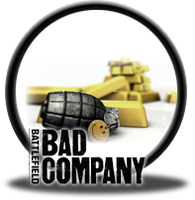 Bad Company Button by GAMEKRIBzombie