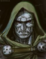 Dr Doom by randis