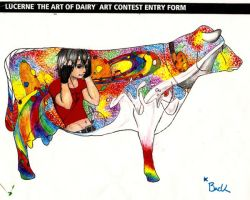 Art of Dairy:Taste The Moosic2 by cresent-lunette