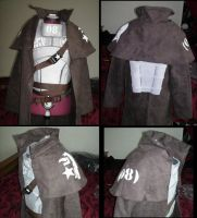 NCR ranger cosplay progress by Zelvyne