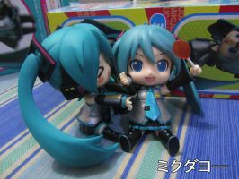 MikuDayo~! 3 by faTWave