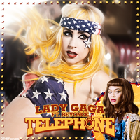 Lady GaGa - Telephone by other-covers