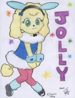 Jolly Jewelpet by davidcool1989